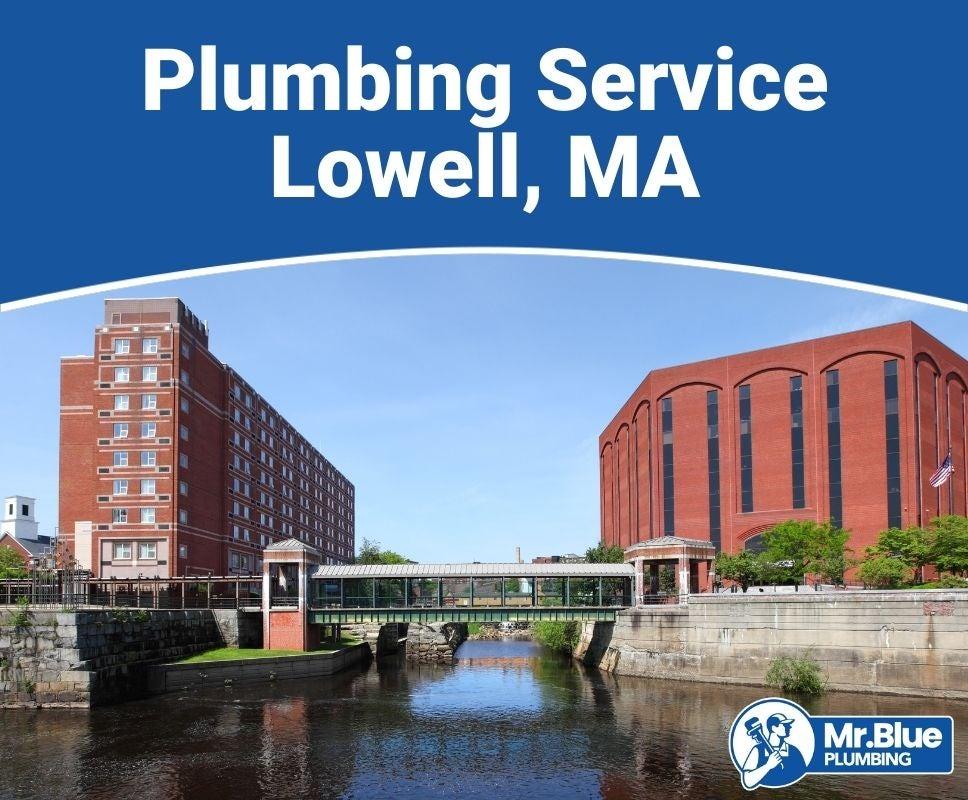 Plumbing Service Lowell, MA