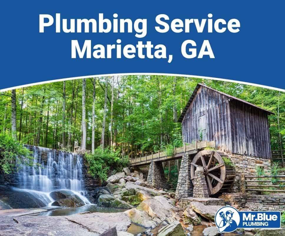 Plumbing Service Marietta, GA