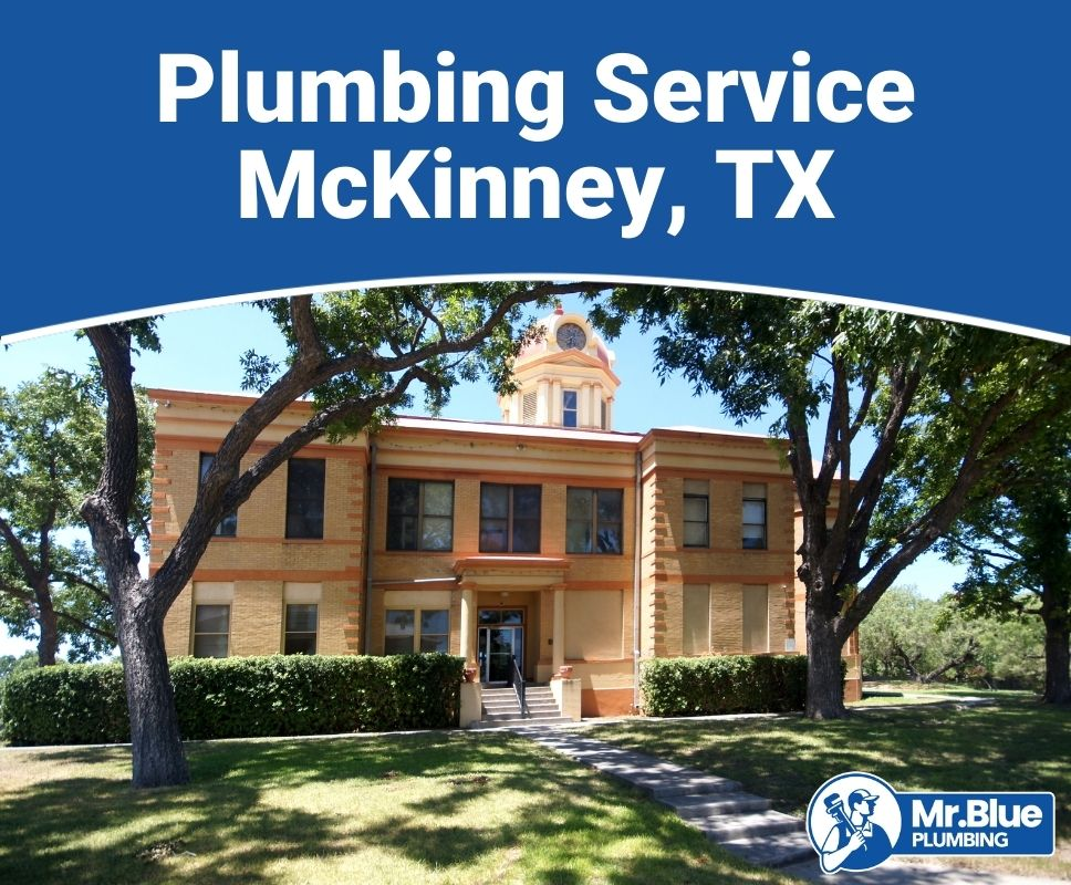 Plumbing Service McKinney, TX