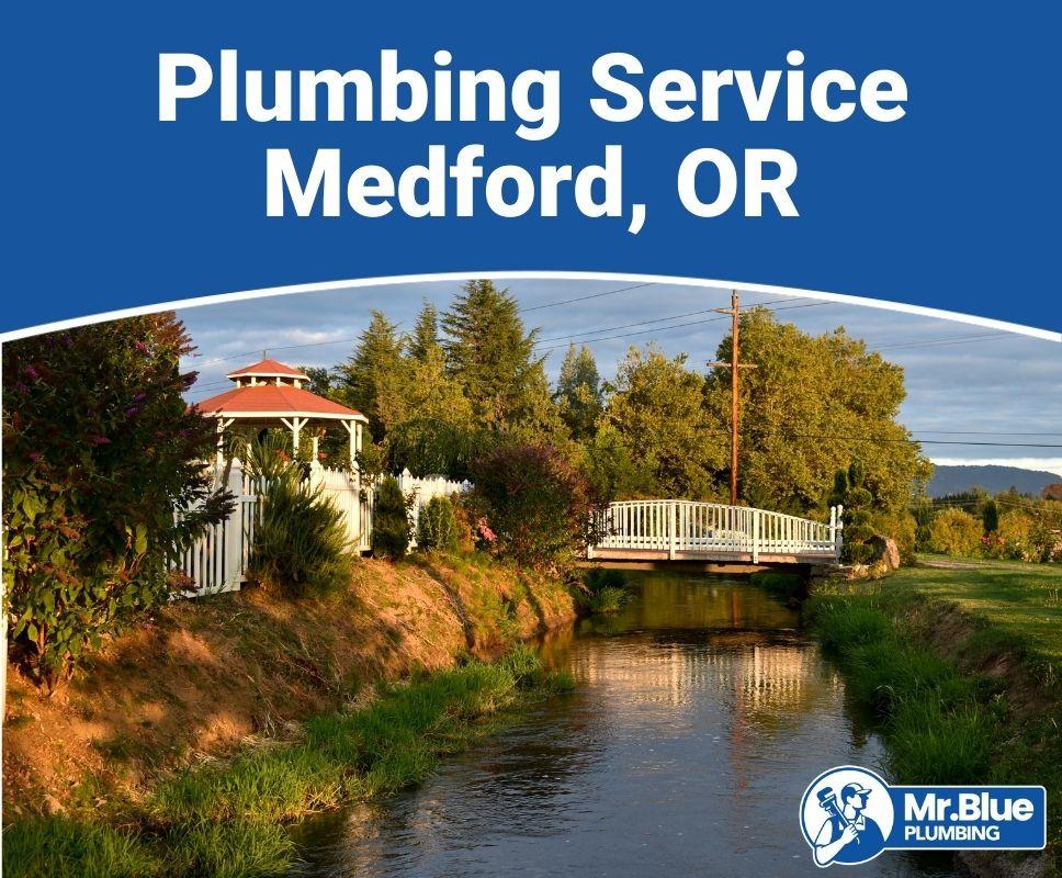 Plumbing Service Medford, OR