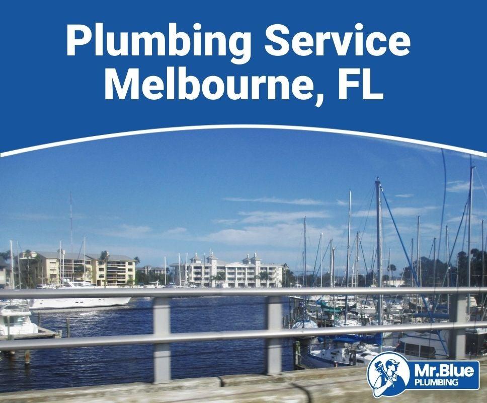 Plumbing Service Melbourne, FL