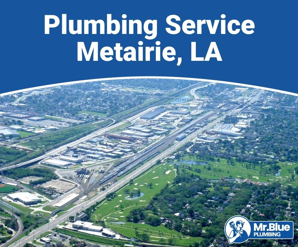 Plumbing Service Metairie, LA
