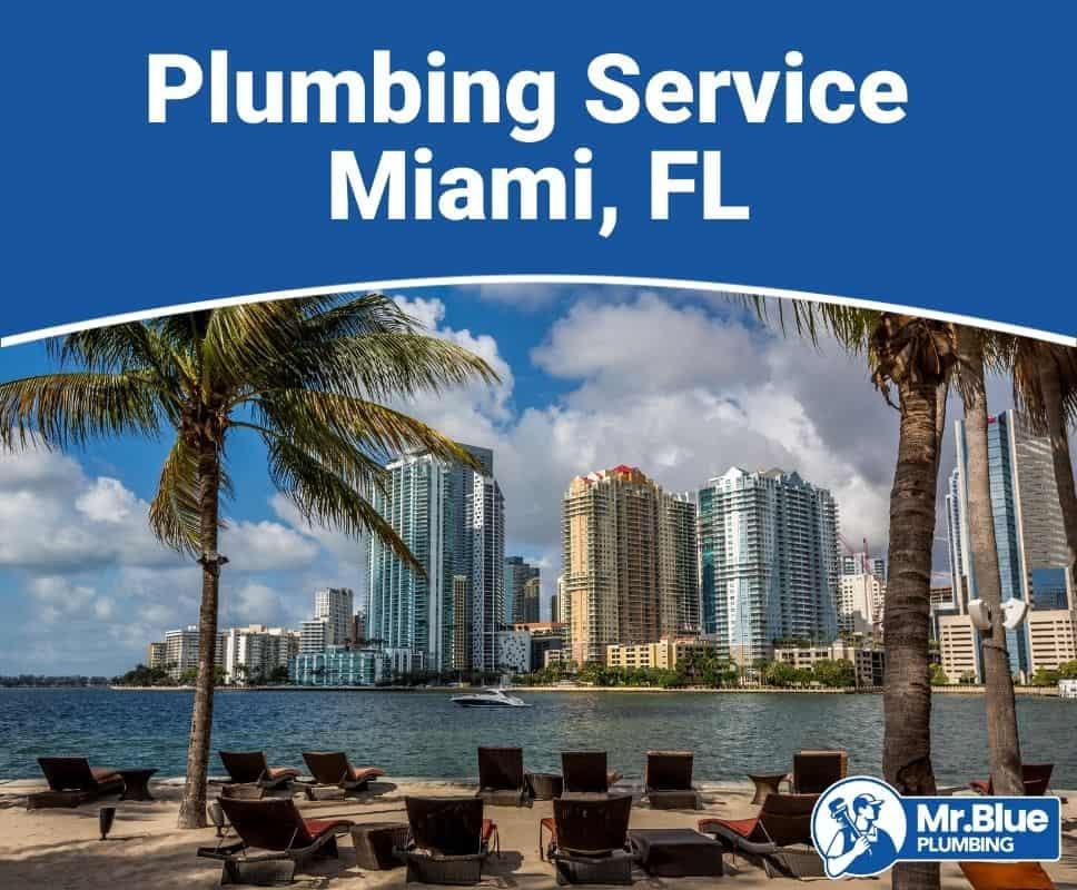 Plumbing Service Miami, FL