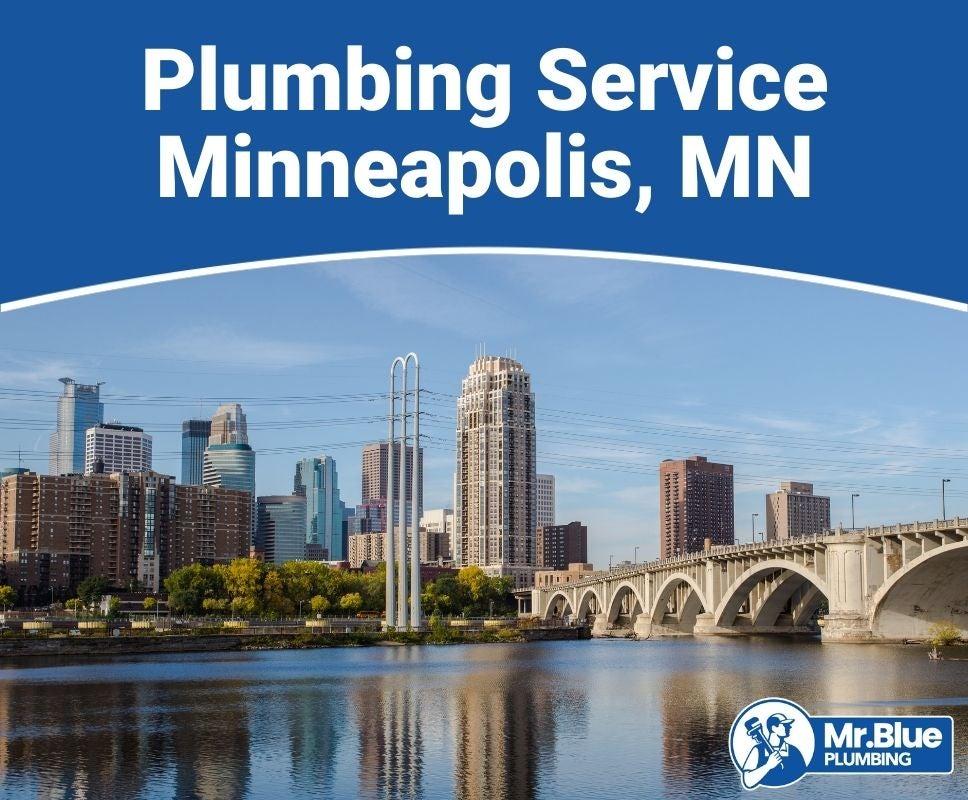 Plumbing Service Minneapolis, MN