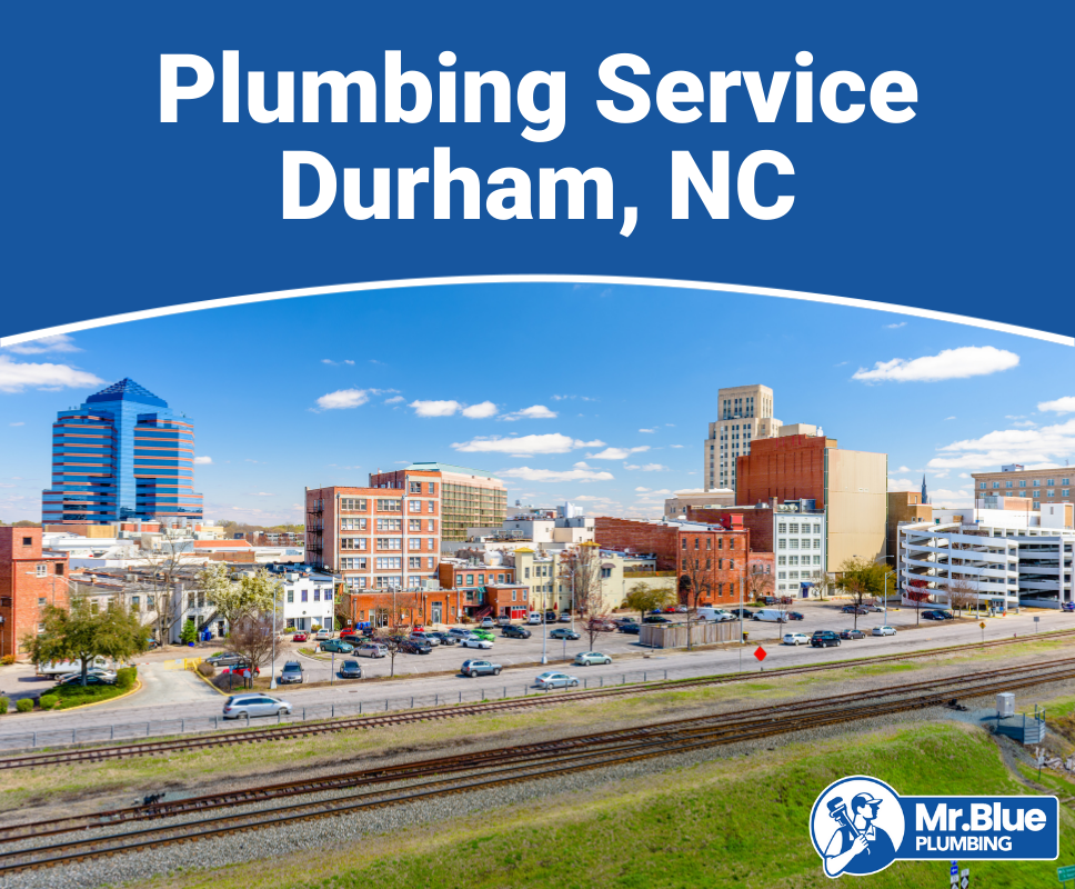 Plumbing Service Durham, NC