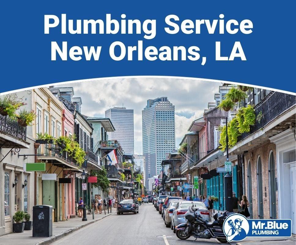 Plumbing Service New Orleans, LA