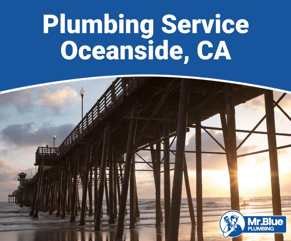 Plumbing Service Oceanside, CA