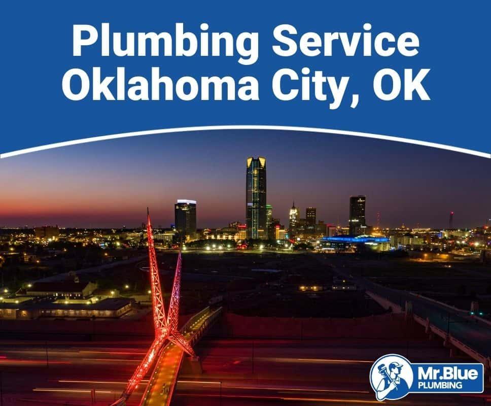 Plumbing Service Oklahoma City, OK