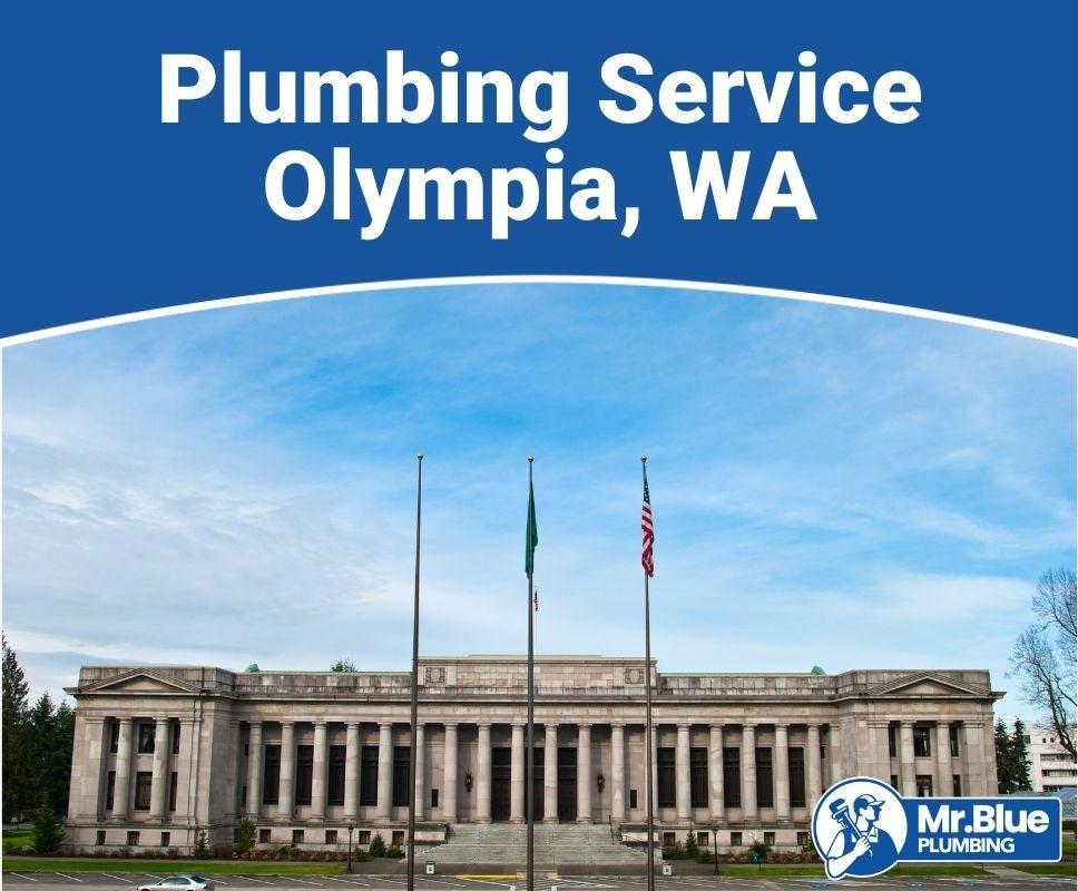 Plumbing Service Olympia, WA