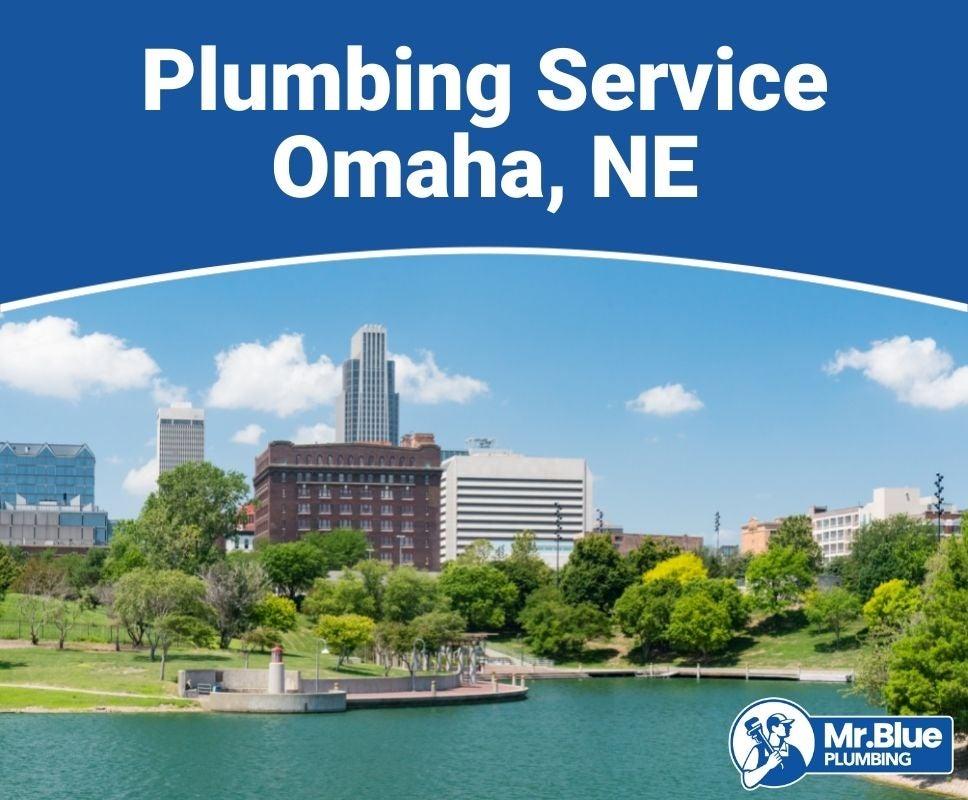 Plumbing Service Omaha, NE