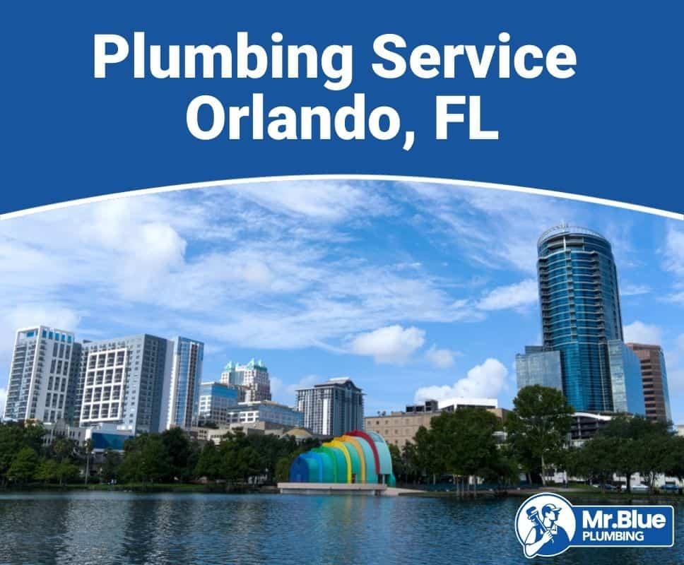 Plumbing Service Orlando, FL