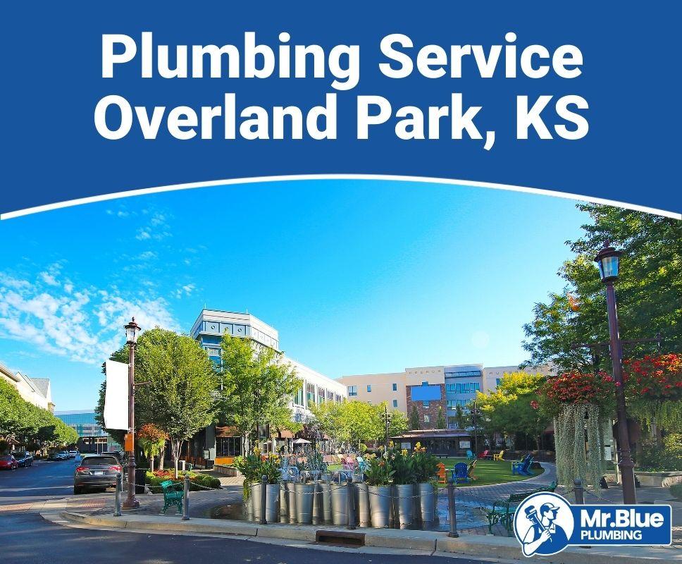 Plumbing Service Overland Park, KS