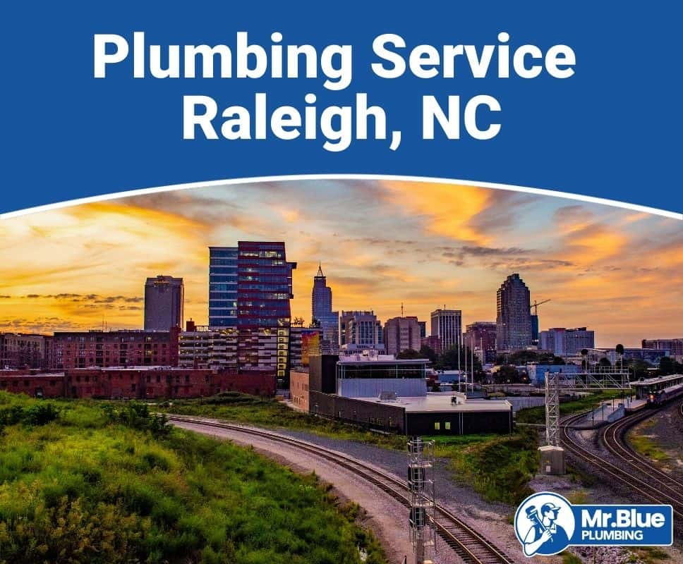 Plumbing Service Raleigh, NC