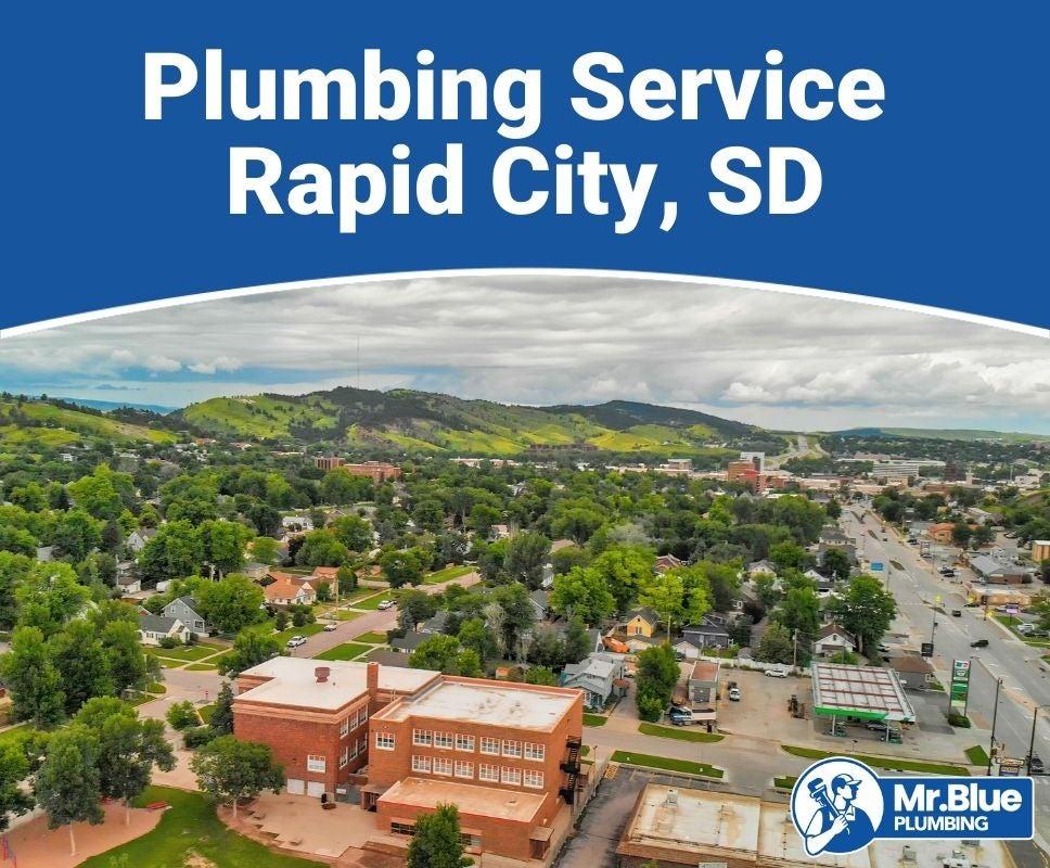 Plumbing Service Rapid City, SD