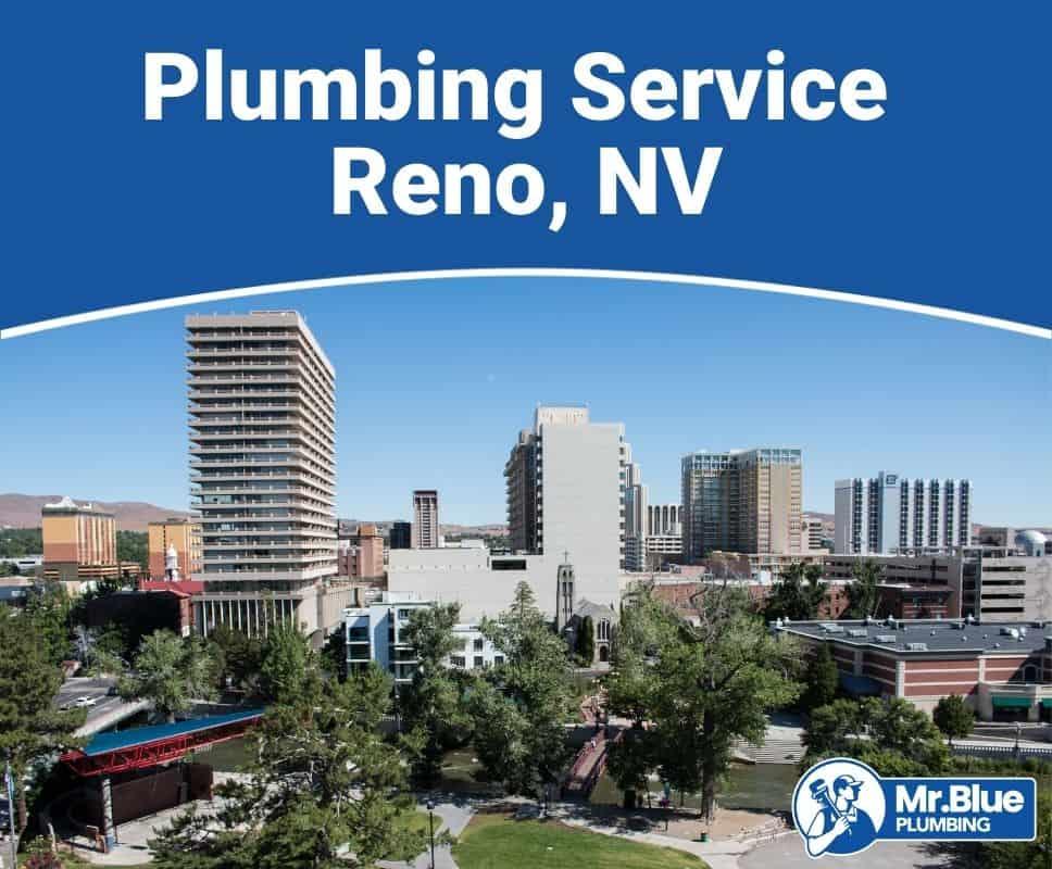 Plumbing Service Reno, NV