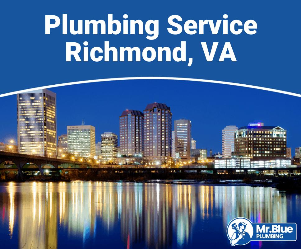 Plumbing Service Richmond, VA