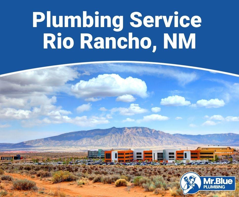 Plumbing Service Rio Rancho, NM