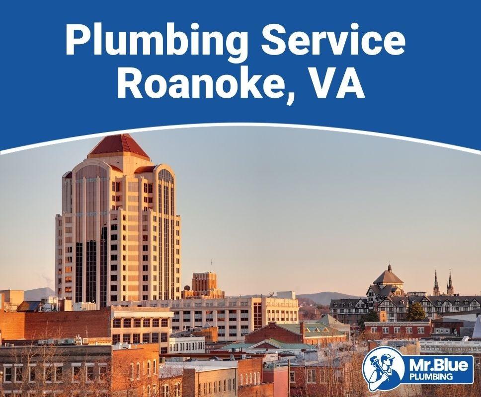 Plumbing Service Roanoke, VA