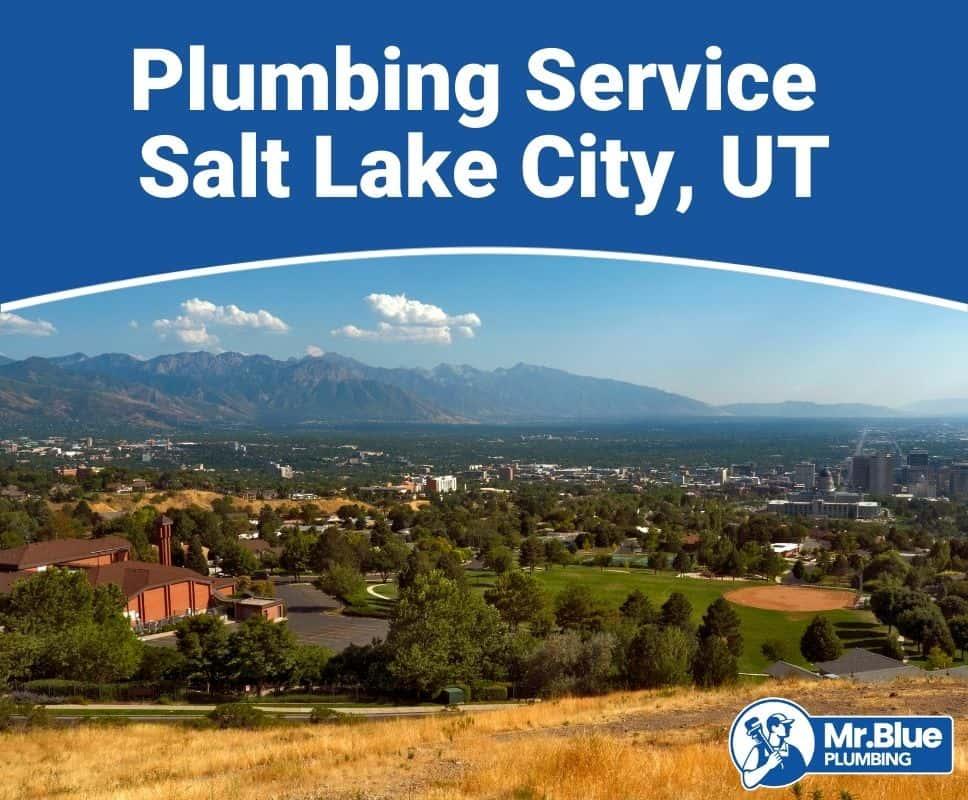 Plumbing Service Salt Lake City, UT