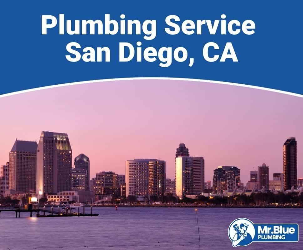 Plumbing Service San Diego, CA