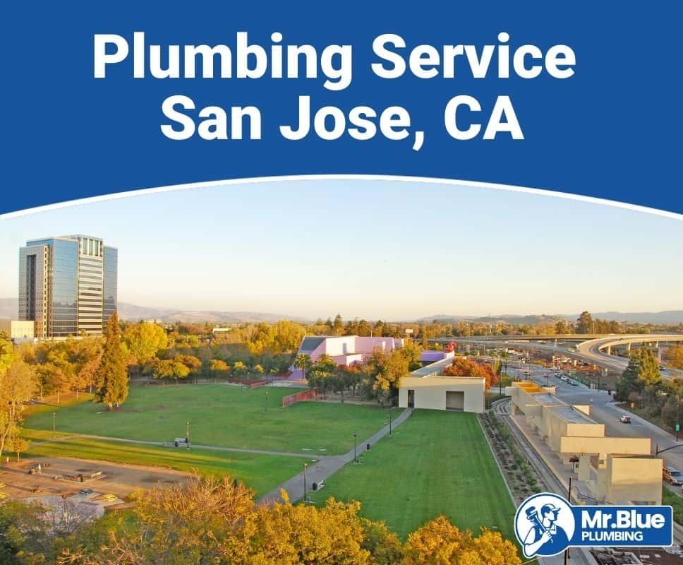 Plumbing Service San Jose, CA