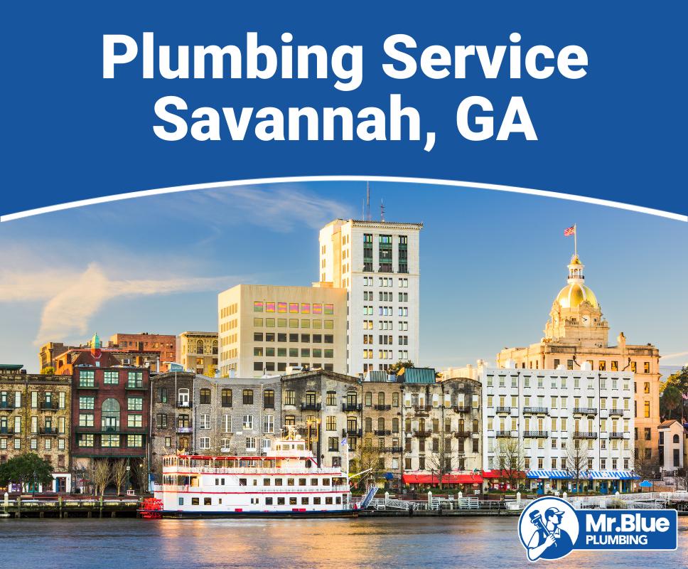 Plumbing Service Savannah, GA