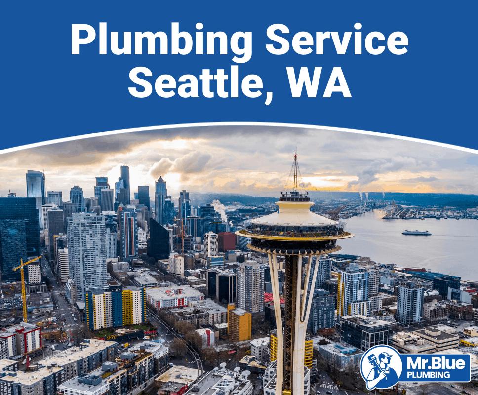 Plumbing Service Seattle, WA