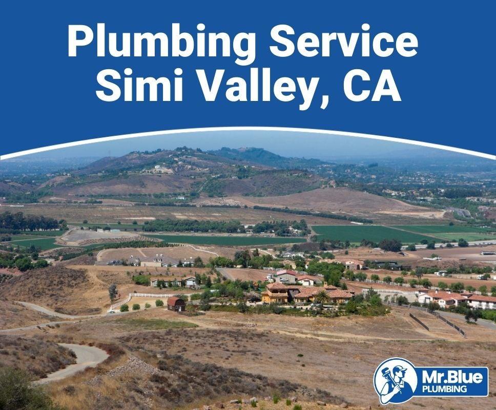 Plumbing Service Simi Valley, CA