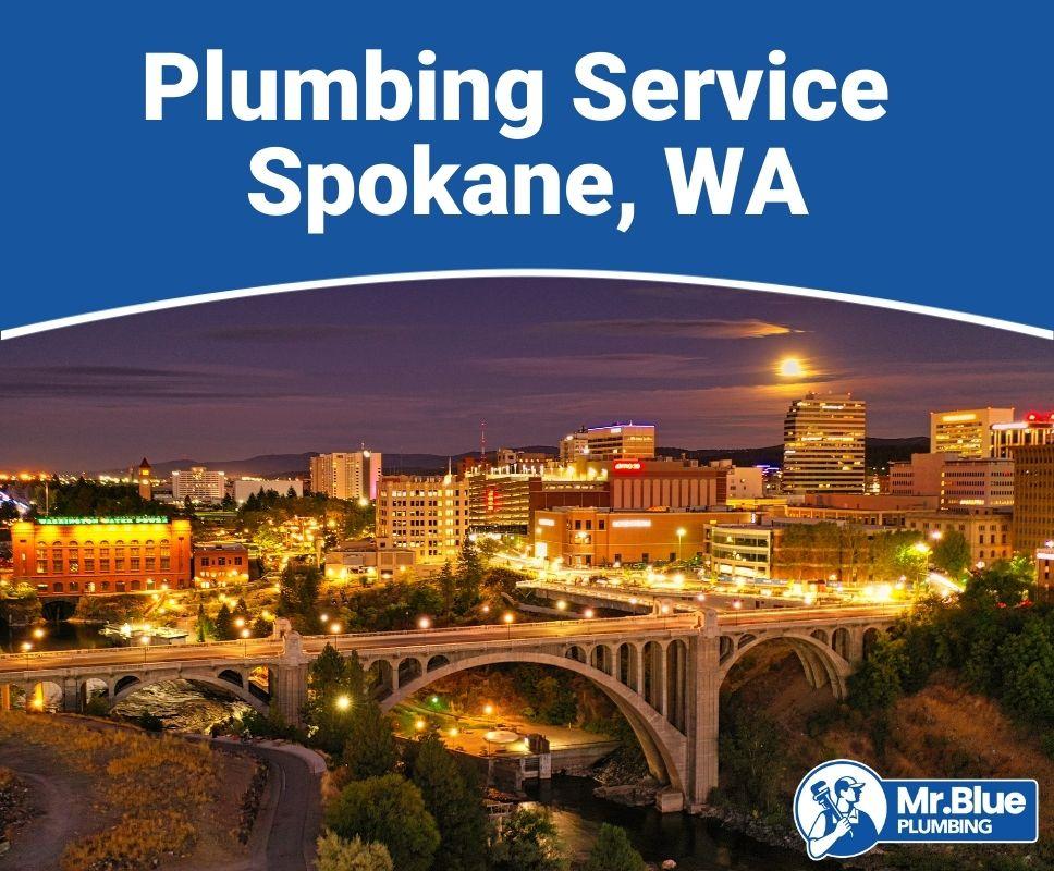 Plumbing Service Spokane, WA