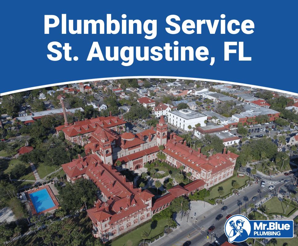 Plumbing Service St. Augustine, FL