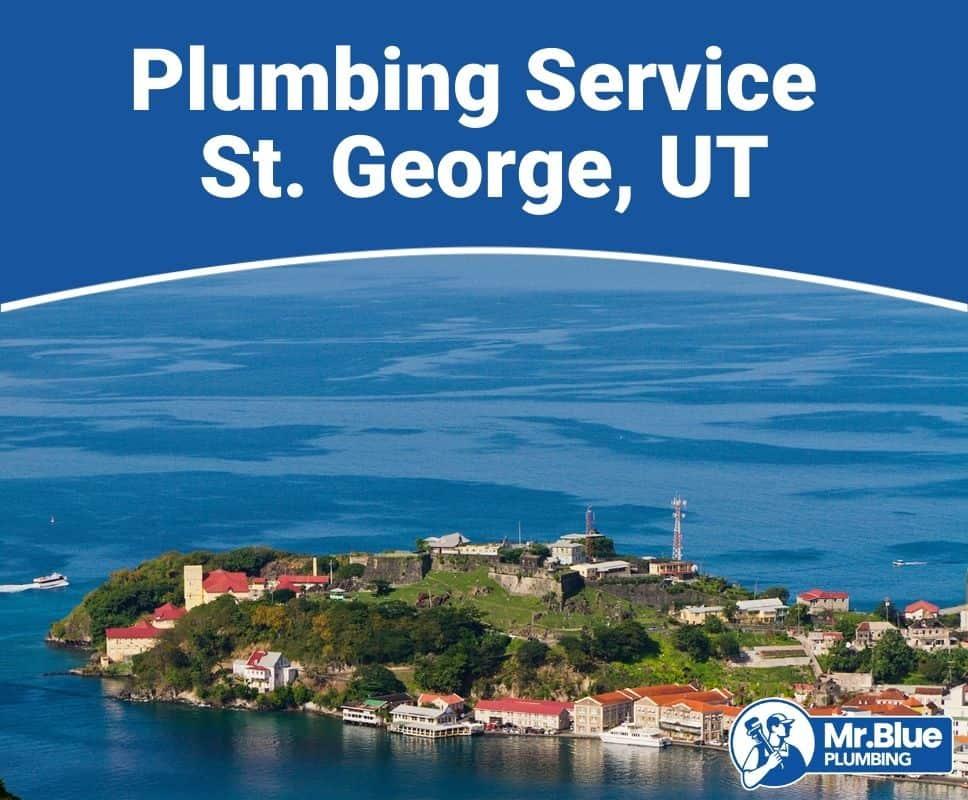 Plumbing Service St. George, UT