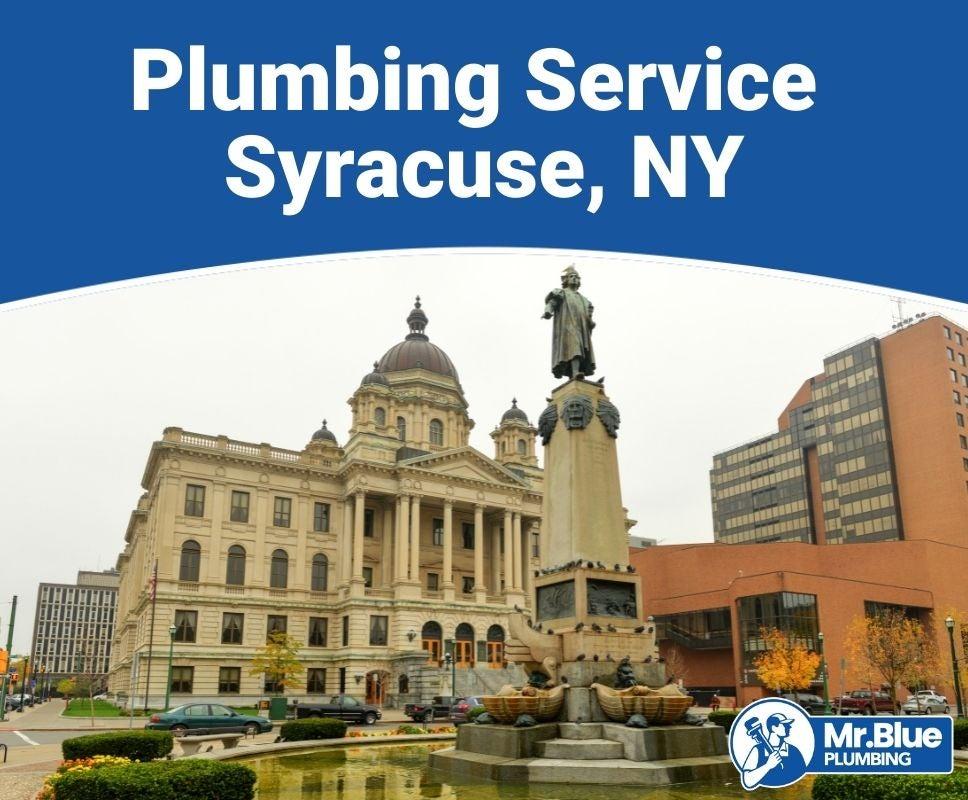 Plumbing Service Syracuse, NY