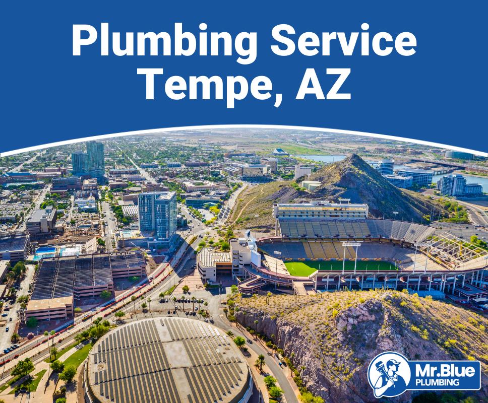 Plumbing Service Tempe, AZ