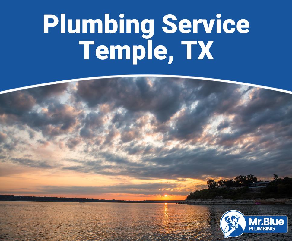 Plumbing Service Temple, TX