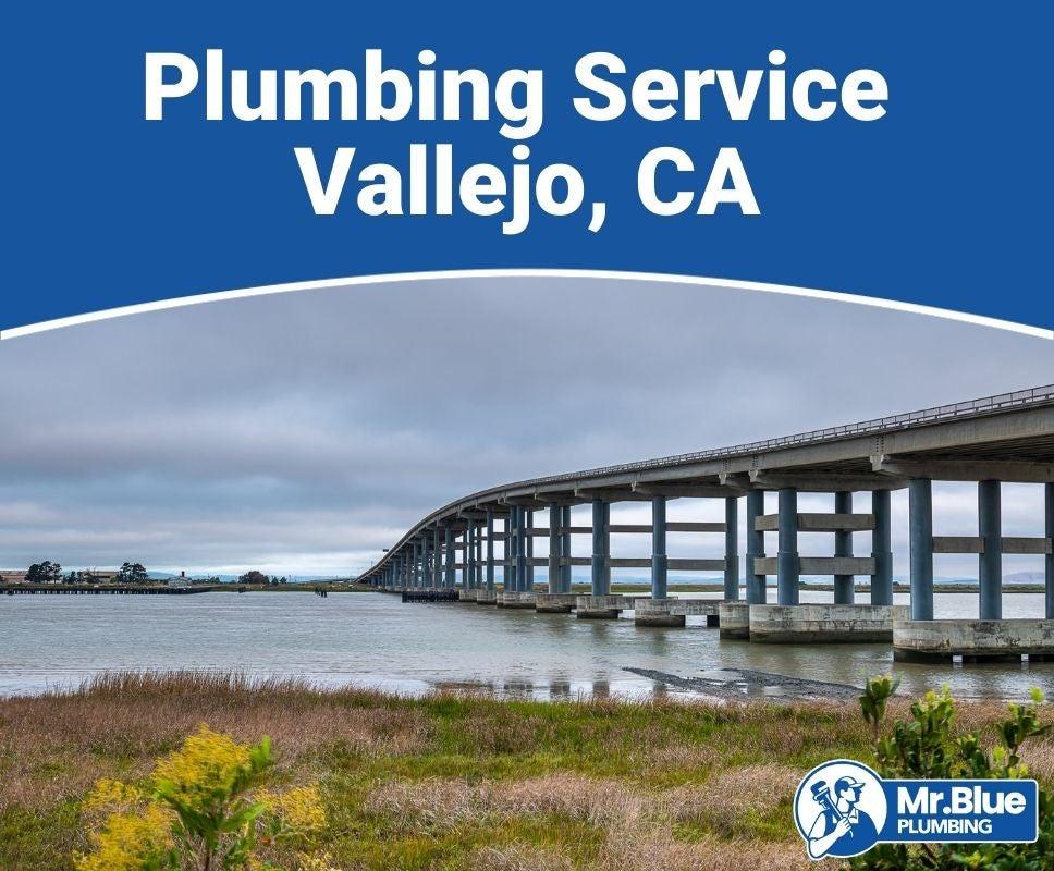 Plumbing Service Vallejo, CA