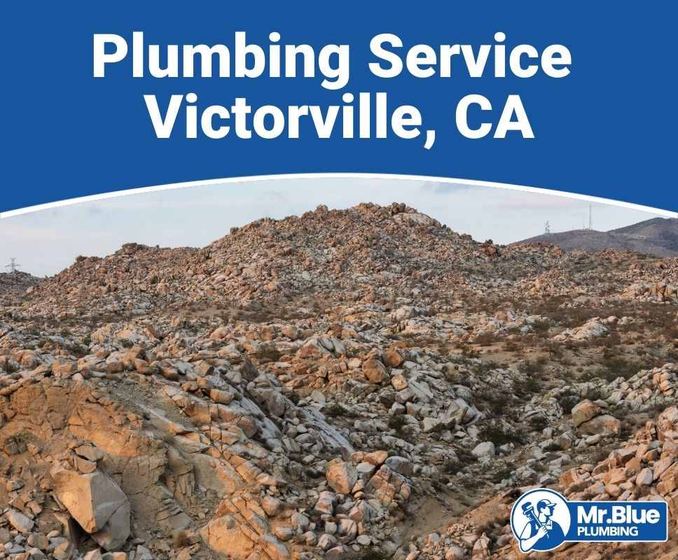 Plumbing Service Victorville, CA