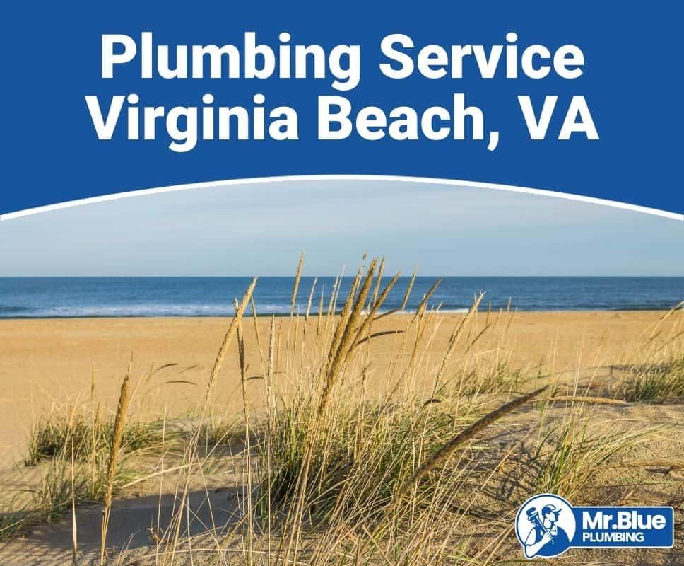 Plumbing Service Virginia Beach, VA