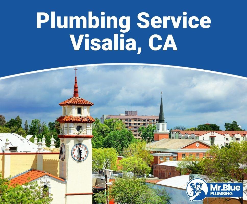 Plumbing Service Visalia, CA