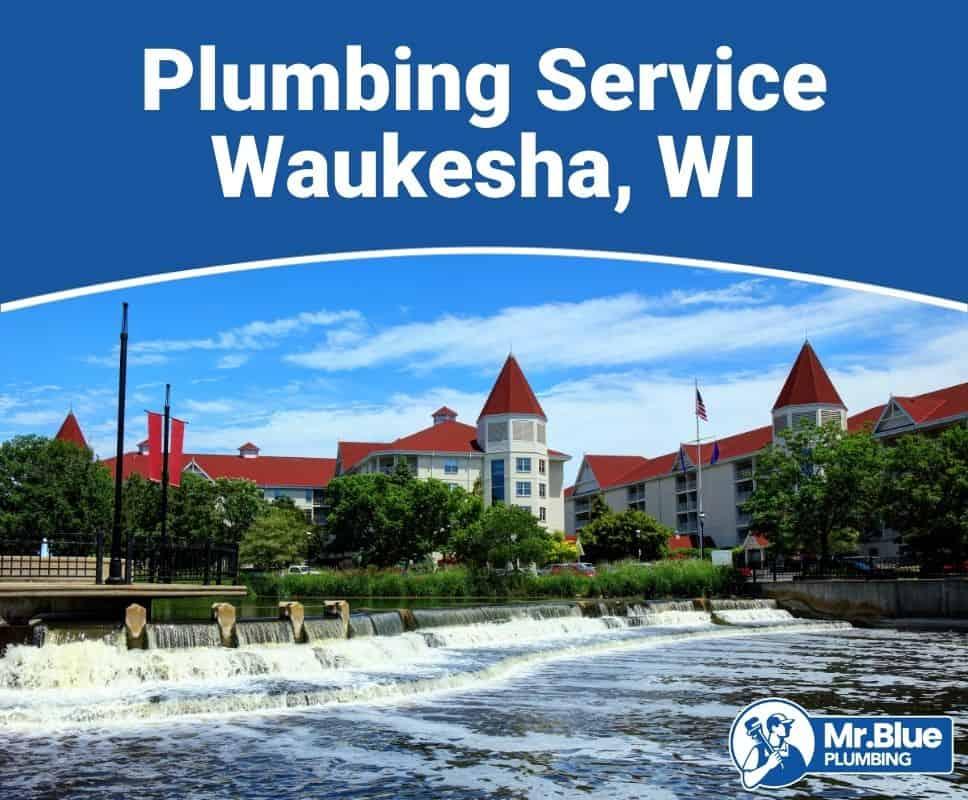 Plumbing Service Waukesha, WI
