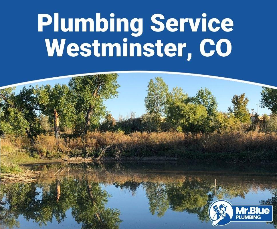 Plumbing Service Westminster, CO