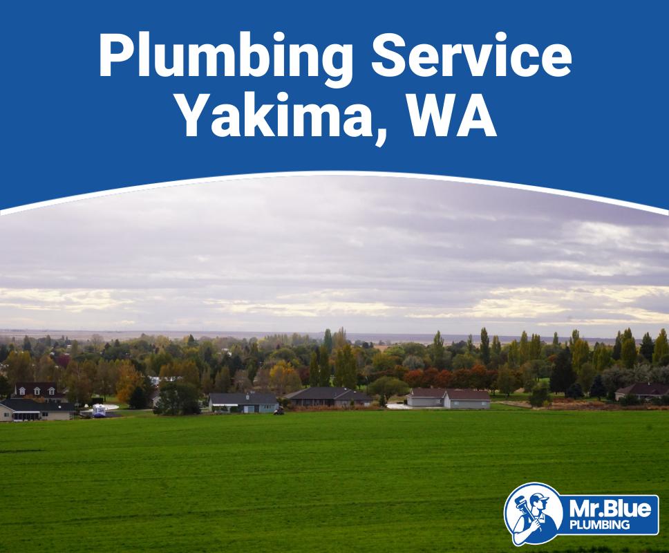 Plumbing Service Yakima, WA