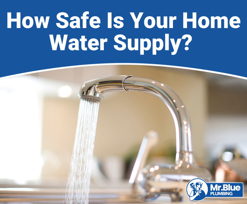 how safe is your water supply