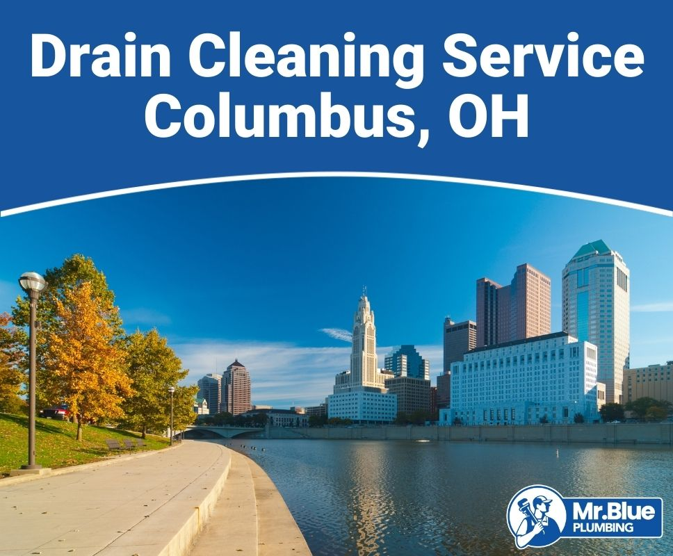 Drain Cleaning Service Columbus, OH