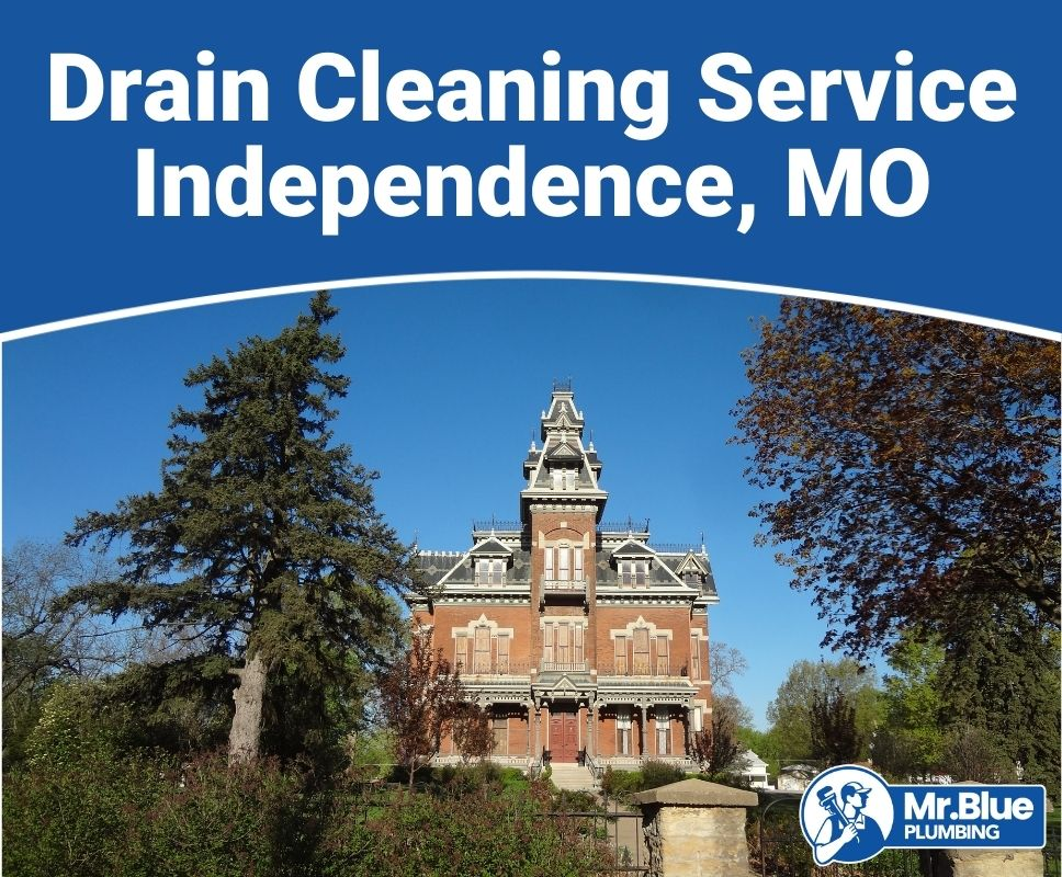 Drain Cleaning Service Independence, MO