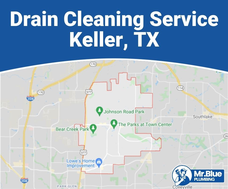 Drain Cleaning Service Keller, TX