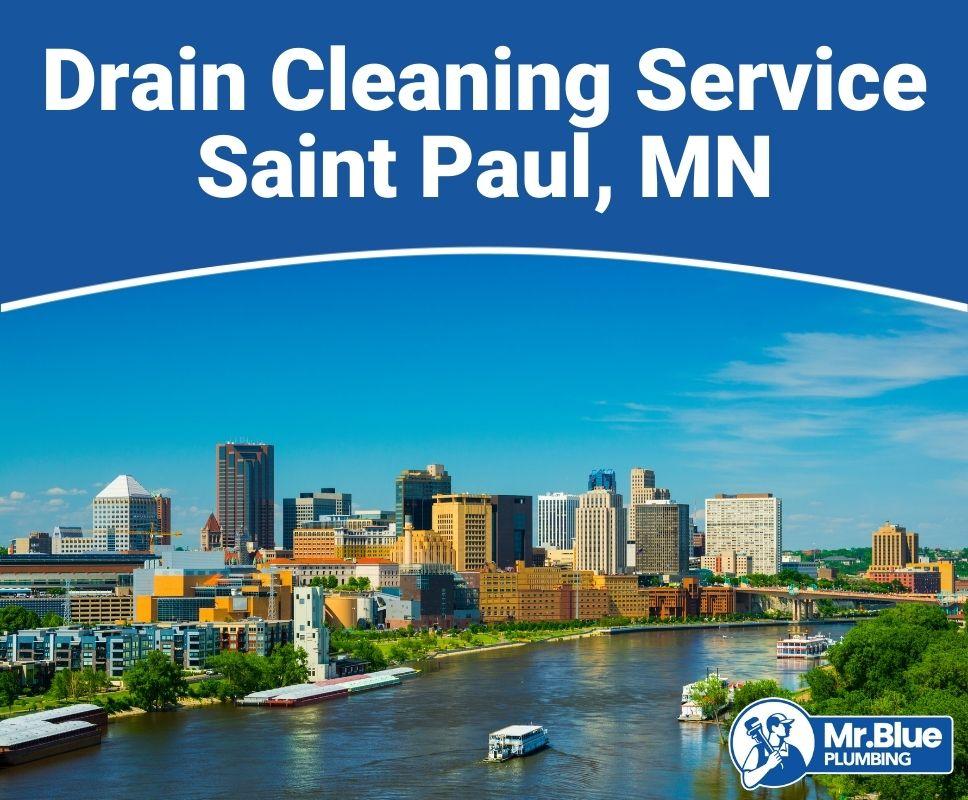 Drain Cleaning Service Saint Paul, MN