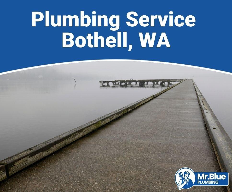 Plumbing Service Bothell, WA