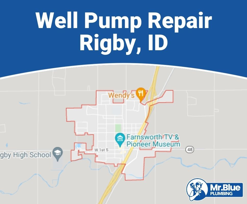 Well Pump Repair Rigby, ID