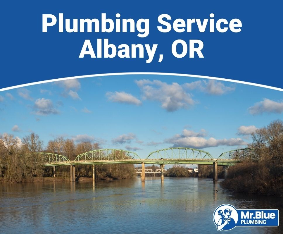 Plumbing Service Albany, OR