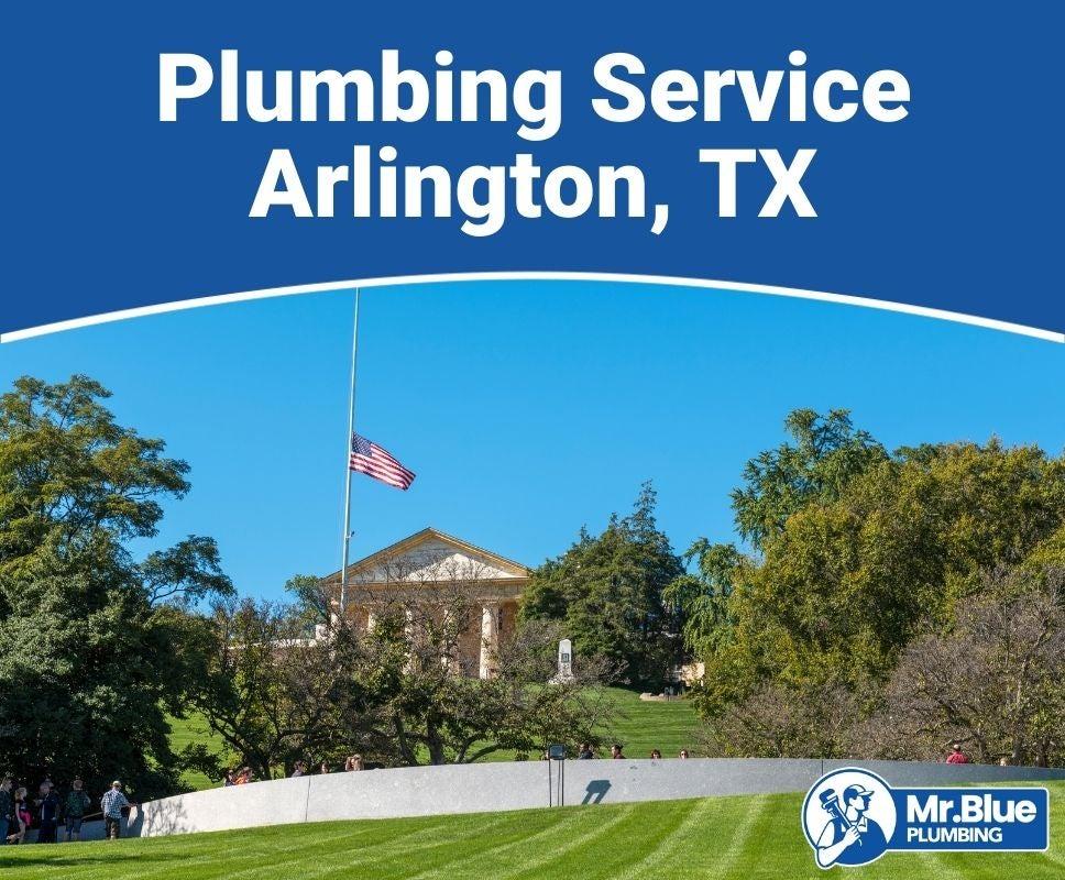 Plumbing Service Arlington, TX